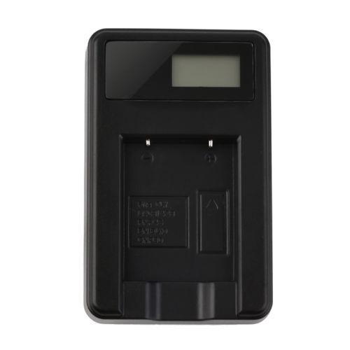Fotocamera Caricabatteria /& Mini Cavo USB LP-E8 CANON EOS 700D 650D 600D 550D