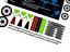 CUSTOM STICKERS for Lego 7674 V-19 Torrent V19 Starfighter EXTRAS MODELS,Etc