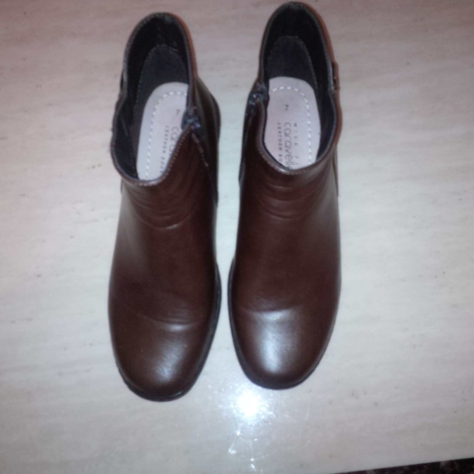 Caravelle  Ankle   boots size 7  NEW  UK FREE POST GREAT   GIFT