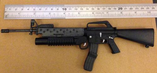 """10/"""" Gun for NECA Scarface 18/"""" Figure Al Pacino Tony Montana M16A1 Colt AR-15"""