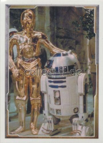 Topps-Star Wars-Réveil de la puissance-Sticker 123