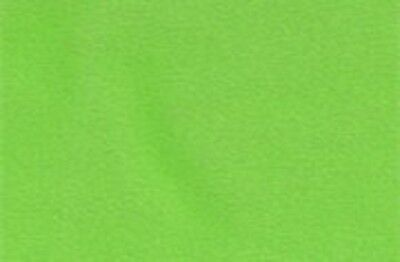 Price Per Fat Quarter 50x75cm Dependable Apple Green Pul Fabric For Nappies & Wetbags Crafts
