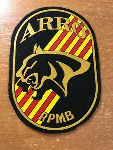 Espana-Valencia-Parche-Policia-Policia-Swat-SRT-Arro-rpmb-Original