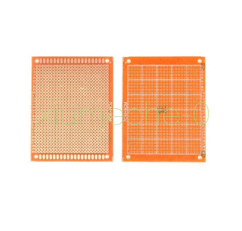 10Pcs 7 x 9 cm DIY Prototype Paper PCB fr4 Universal Board prototyping pcb kit