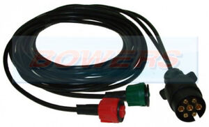 6M-QUICK-FIT-WIRING-HARNESS-FOR-RADEX-2800-2900-6800-5800-REAR-TRAILER-LIGHTS