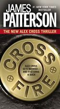 Alex Cross: Cross Fire 17 by James Patterson (2011, Paperback)