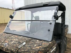 A-amp-S-CAN-AM-DEFENDER-3-16-POLYCARBONATE-FOLD-DOWN-WINDSHIELD-2016-2020