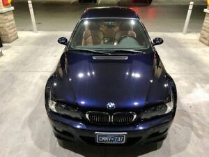 2002 BMW E46 M3