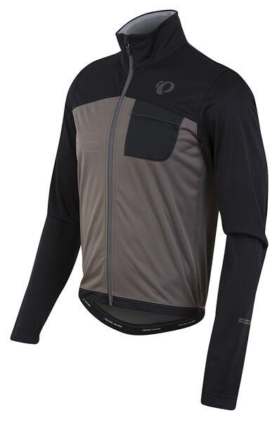 Pearl Izumi 2017 Select Escape Softshell Ciclismo Chaqueta Negro Pearl medio
