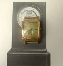montre rare ancienne LIP T18 CHRONOMÈTRE carré fonctionne