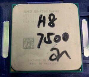 AMD-Quad-Core-A8-7500-AD7500YBI44JA-3-0-GHz-Socket-FM2-CPU-Processor