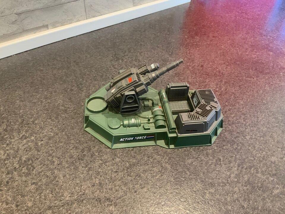 Gi-joe actionforce køretøj og udstyr, Hasbro