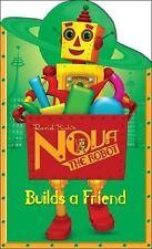 Nova the Robot Builds a Friend - Good - Kirk, David - Board book