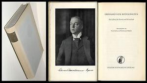 Eberhard von Bodenhausen Ein Leben für die Kunst und Wirtschaft 1955 - Hamburg, Deutschland - Eberhard von Bodenhausen Ein Leben für die Kunst und Wirtschaft 1955 - Hamburg, Deutschland