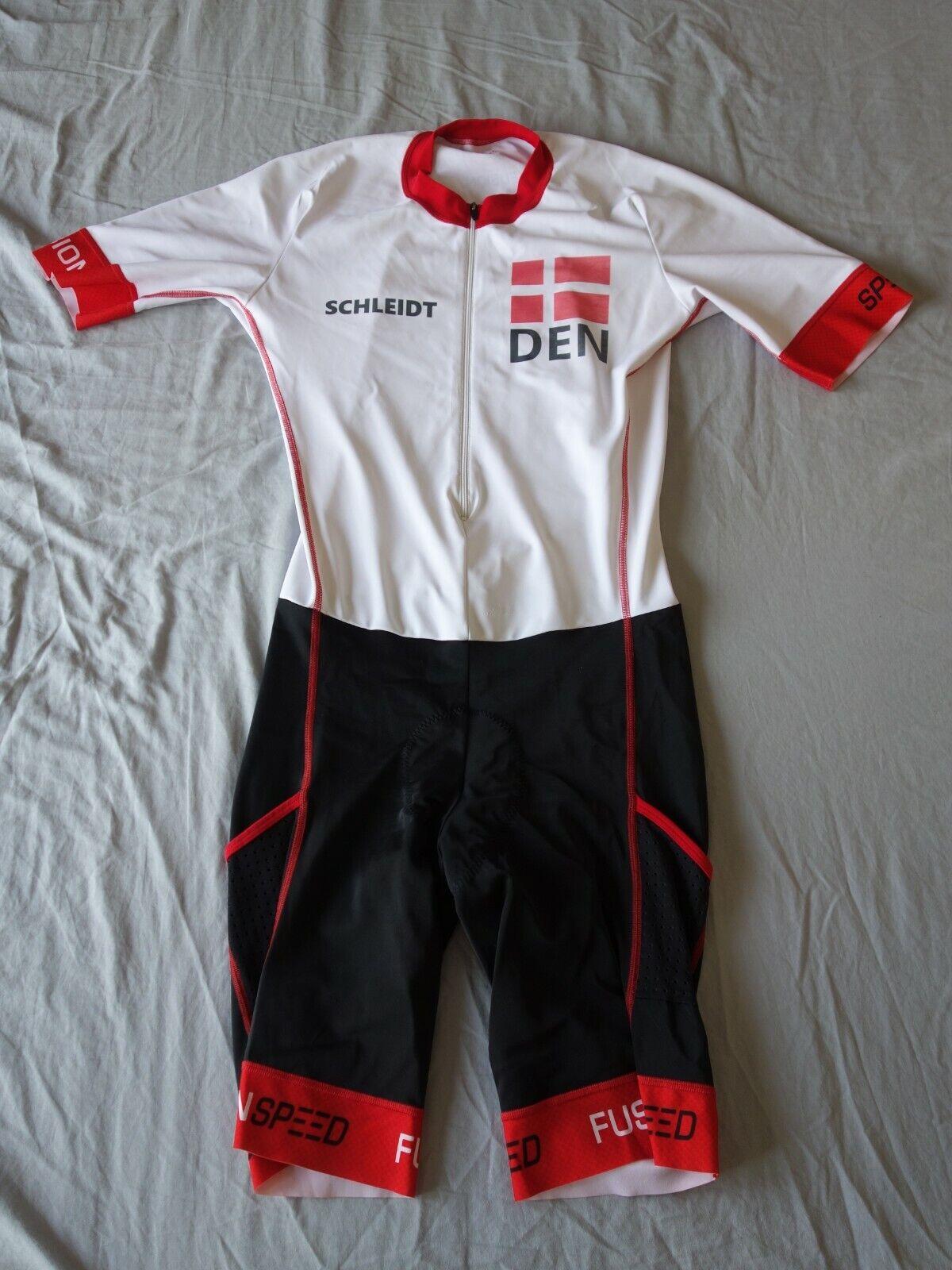 Fusion speed suit triathlon suit trisuit