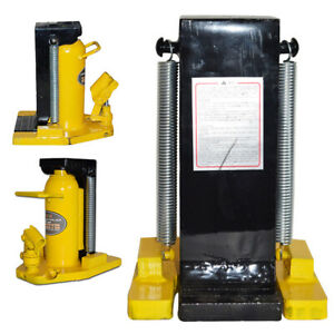 New Hydraulic Machine Toe Jack Lift 5  TON //Top 10 TON