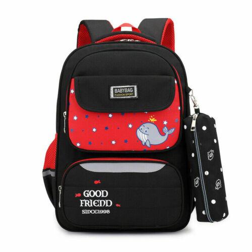 Children Boys Girls Backpack School Bag Rucksack Kids Travel Shoulder Bookbag