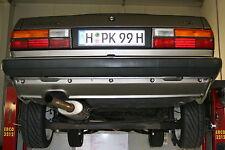 Heckschürze 3-teilig Audi 80 GTE Typ 81 85 quattro, 2 Türer, 4 Türer Heckansatz
