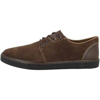Hilfreich Rieker Samtcalf-ambor Schuhe Men Herren Antistress Sneaker Halbschuhe B4942-25 Gute QualitäT