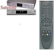 remote silvercrest SL65-12 portable satellite reciever