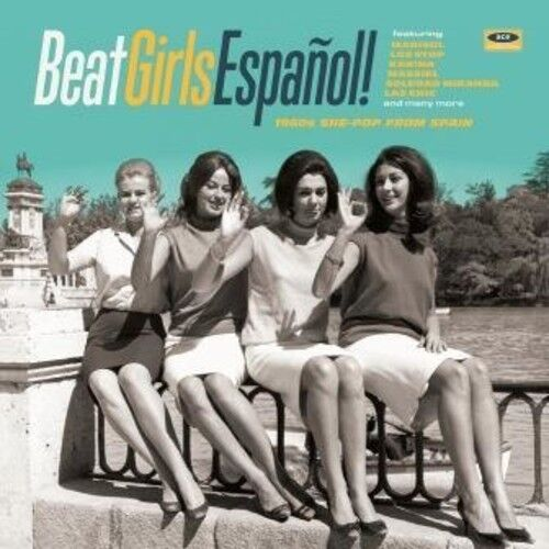Various Artists - Beat Girls Espanol: 1960S She-Pop from Spain [New Vinyl LP] UK