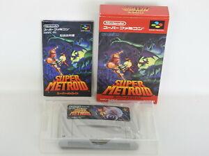 SUPER-METROID-Ref-093-Super-Famicom-Nintendo-Japan-Game-sf