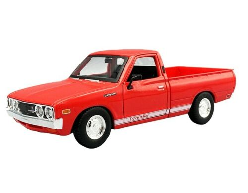 1//24 Maisto Special Edition 1973 Datsun 620 Pickup Li/'l Hustler Orange 31522