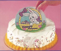 Easter Edible Cake Top By Wilton 610 -