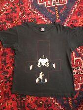 Vintage DANZIG Shirt 1990 Giant Misfits Black Flag Samhain