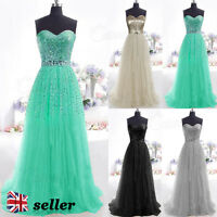 Long Chiffon Formal Evening Dress Party Ball Gown Prom Wedding Bridesmaid Dress