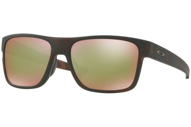 f66d58caa75c oo9361-10 57 Oakley Sunglasses Crossrange Matte Rt beer Tortoise Prizm  Polarized