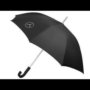 Genuine Mercedes-Benz Black Logo Umbrella