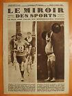 Miroir Sports 441-31/07/1928-Godart 1er du Paris-Strasbourg-R.François,champion