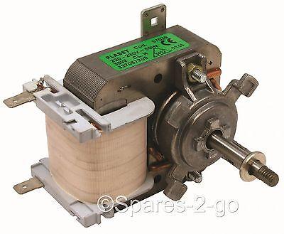 ZANUSSI Main Cooker Oven Fan Convection Micro Motor  Genuine Spare Part