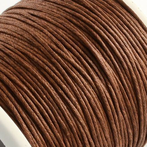 100 Yard//Roll Cotton Waxed Making String Beading Thread Cord For Beads Jewelry