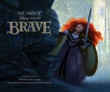 The Art of Brave by Jenny Lerew and Pixar Firm Staff (2012, Hardcover)