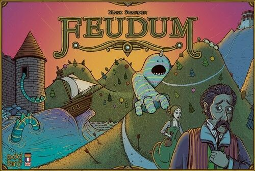 Feudum - Strategy Board Board Board Game 760fe8