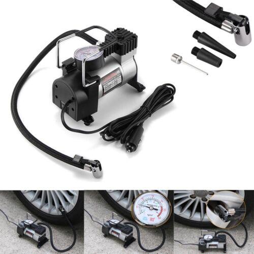 12V Luftpumpe Luftkompressor Auto Reifen Air Compressor KFZ Reifenfüller Pumpe
