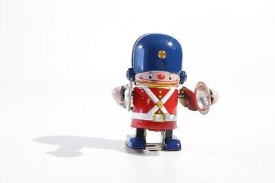 GroßZüGig Blechspielzeug Soldat Mit Cinellen °° Tin Toy °° Jouet En Tôle °° Blechspielzeug Menschen