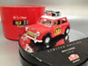 Scx Mini Cooper 1275s Vintage Rally (60730) Nouvelle voiture neuve en boîte