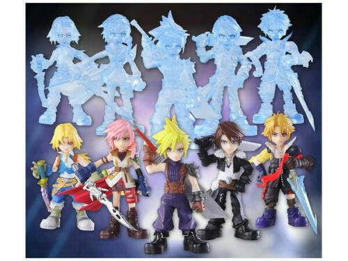 Square  Enix DISSIDIA FINAL FANTASY Opera Omnia Trading Arts Full Set of 10pcs  jusqu'à 34% de réduction sur tous les produits