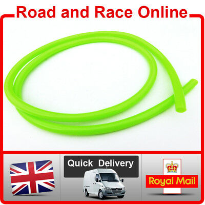 Motorcycle Fuel Line Petrol Pipe 5mm I//D x 8mm O//D 1m Long Suit Kawasaki