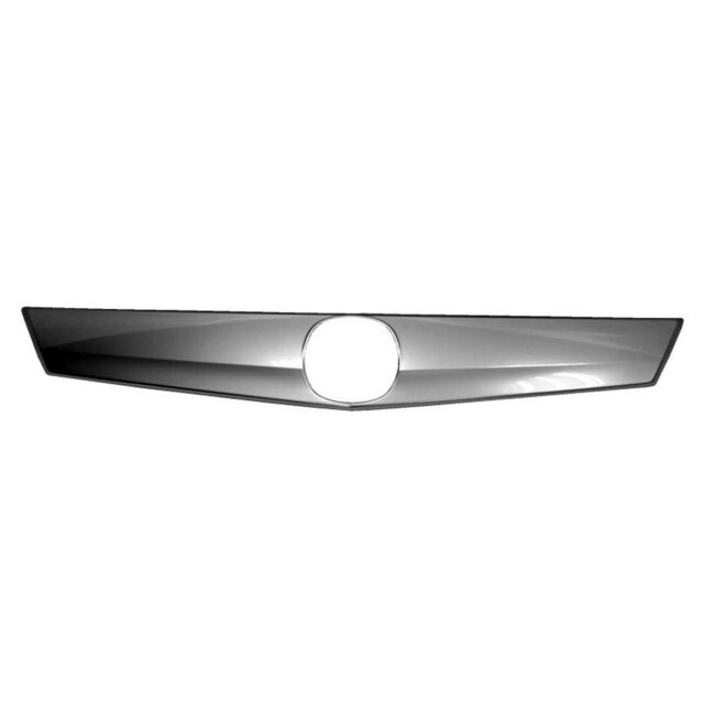 Front Grille Satin-Chrome Finish For Acura TL 2012-2014