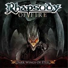 RHAPSODY OF FIRE DARK WINGS OF STEEL CD  NUOVO SIGILLATO