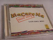 Macarena Non Stop [Single] by Los del Rio (CD, Jun-1996, Sony BMG) Complete
