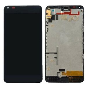 DISPLAY-LCD-TOUCH-SCREEN-COVER-MICROSOFT-LUMIA-640-LTE-RM-1072-VETRO-FRAME-NOKIA