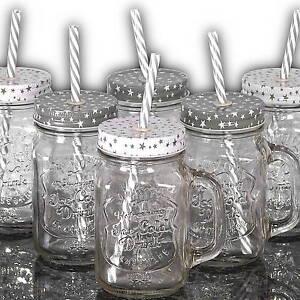 6-vasos-de-trago-largo-con-pajita-y-tapa-pajita-vasos-de-coctel-Beber-CRISTAL