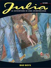 fumetto JULIA LE AVVENTURE DI UNA CRIMINOLOGA BONELLI NUMERO 136