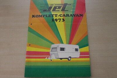 178201) Jet Caravan - Modellprogramm - Prospekt 1973 100% Garantie