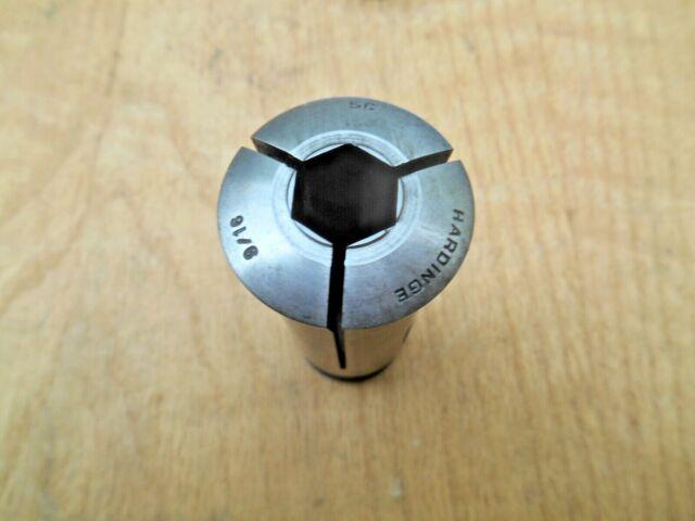 1-1//8 Hole Size Hardinge 16C Round Smooth Collet